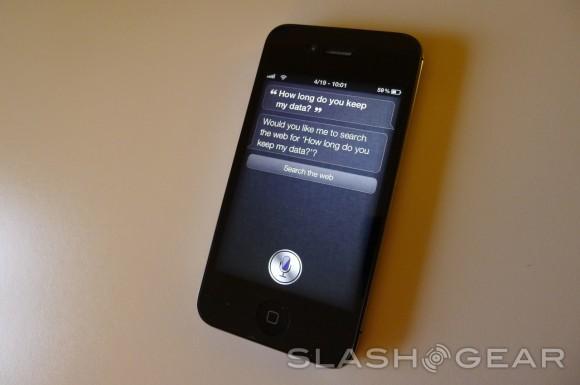 Nuance CEO confirms Siri involvement