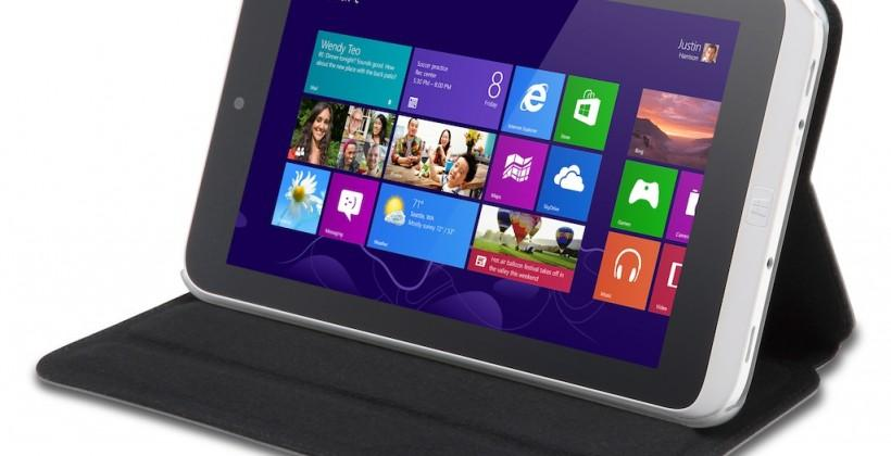 Acer Iconia W3 8-inch Windows 8 tablet quietly gets official