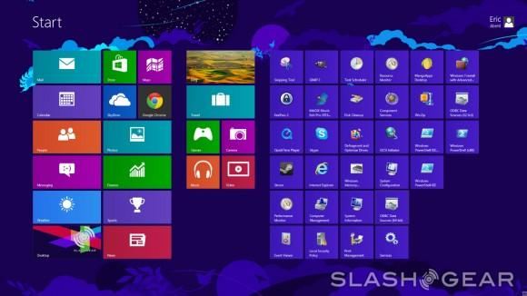 Windows 8.1 Start button won't do what you expect