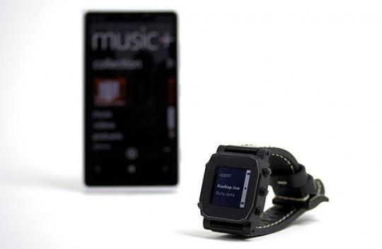 AGENT smartwatch Kickstarter reaches backers goal
