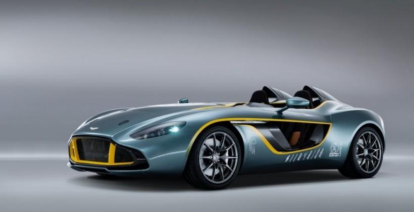 Aston Martin CC100 marks centenary with crazy one-off racer
