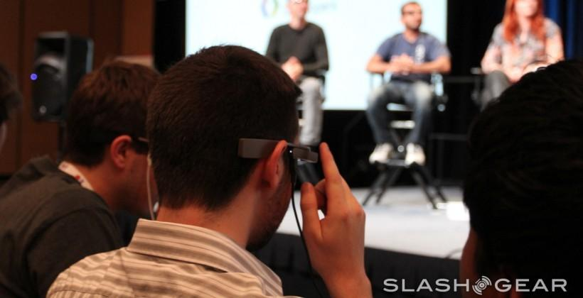Google Glass lead industrial designer talks modular fashion at I/O 2013