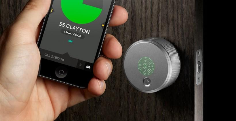 August Smart Lock wants to make your front door intelligent