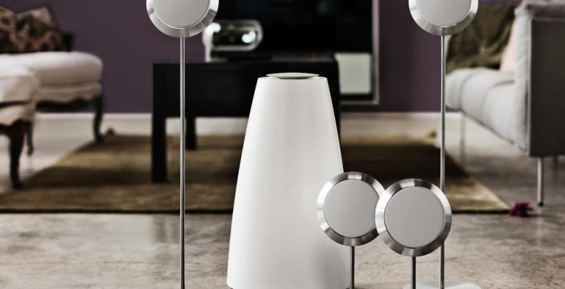 Bang & Olufsen BeoLab 14: Surround speakers you probably can't afford to hide