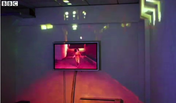 BBC reveals IllumiRoom style immersive video tech