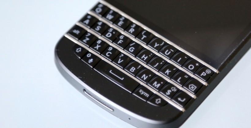 T-Mobile BlackBerry Q10 arriving June 5