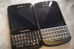 BlackBerry R10 leaks with Curve-style specs