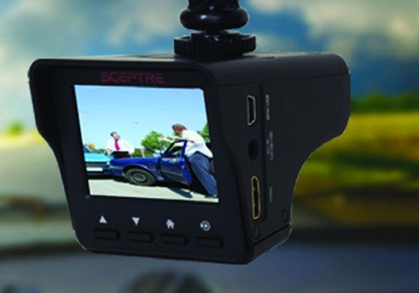 Sceptre unveils new Carcam CCR2000 for drivers