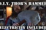 DIY Thor's Hammer blasts 80,000 user-friendly volts