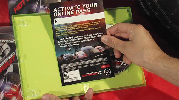 EA dumps Online Pass system for used games after player vitriol