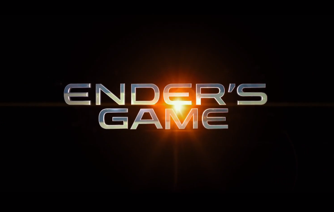 Ender's Game Movie teaser trailer makes major spoiler for the uninitiated