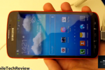 Samsung Galaxy S 4 Active video leak tips humbler specs