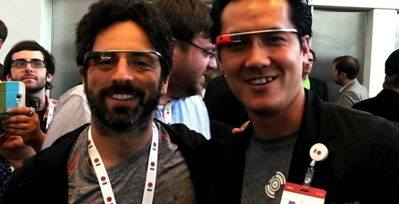 Sergey Brin talks Glass: Camera stabilizer incoming