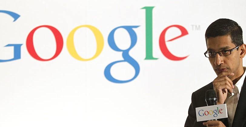 Google's Sundar Pichai talks Android-Chrome merge and I/O focus