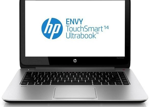 HP Envy 14 TouchSmart Ultrabook packs a 3200×1800 display