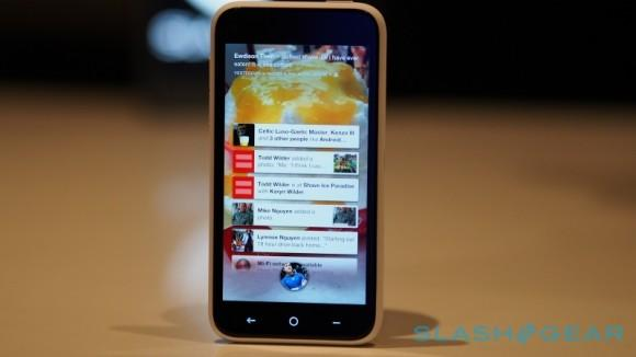 HTC First struggling as AT&T ramps Facebook phone subsidy