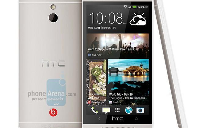 HTC M4 to be mini-One not Facebook-free First rumors claim