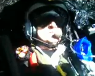 Solar Impulse: interviewing a man on an 18-hour solar-powered flight