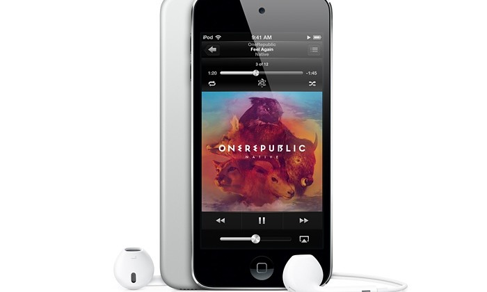 Apple outs new 16GB iPod touch with 4-inch Retina but no main camera