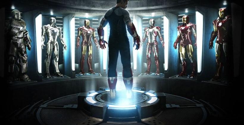 Iron Man 3 sees second-highest weekend opening