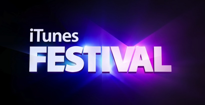 Apple kicks off iTunes Festival 2013 with new app: Streaming promised