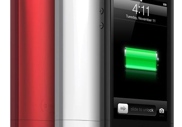Mophie Juice Pack Plus straps a 2100mAh battery to your iPhone 5