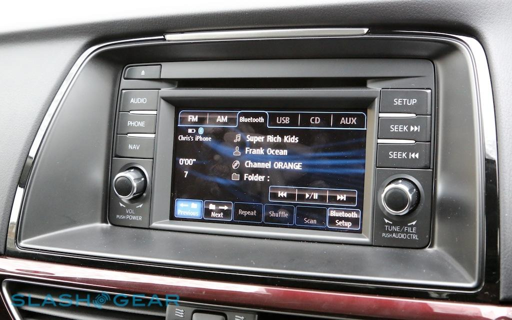 Mazda6 Review - SlashGear