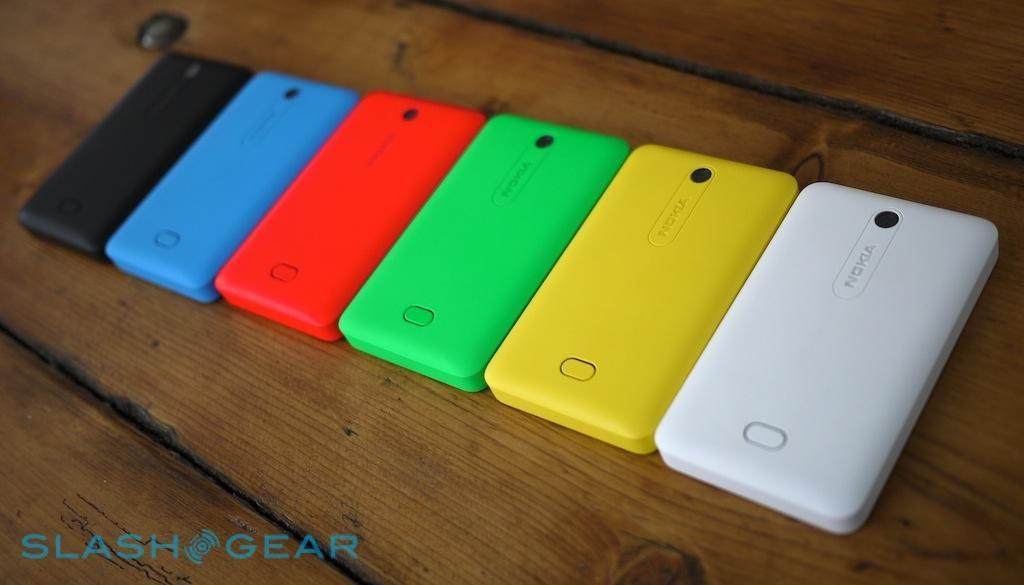 Nokia Asha 501 hands-on - SlashGear