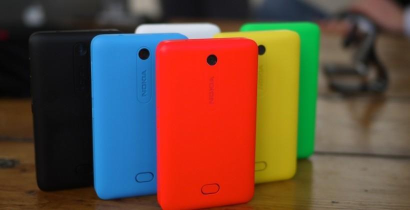Nokia: No Asha Touch range for North America