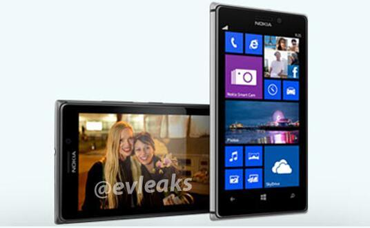 Nokia Lumia 925 leaks a day early