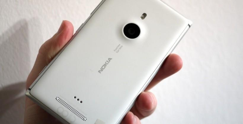 Got a Nokia Lumia 920? Give Amber a try before you upgrade to 925