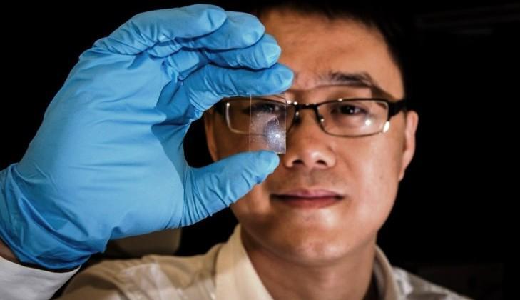 Graphene camera sensor 1,000 times more sensitive to light