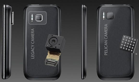 Pelican 16-lens array camera arriving in smartphones in 2014