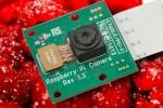 Raspberry Pi camera module now shipping allowing HD video capture