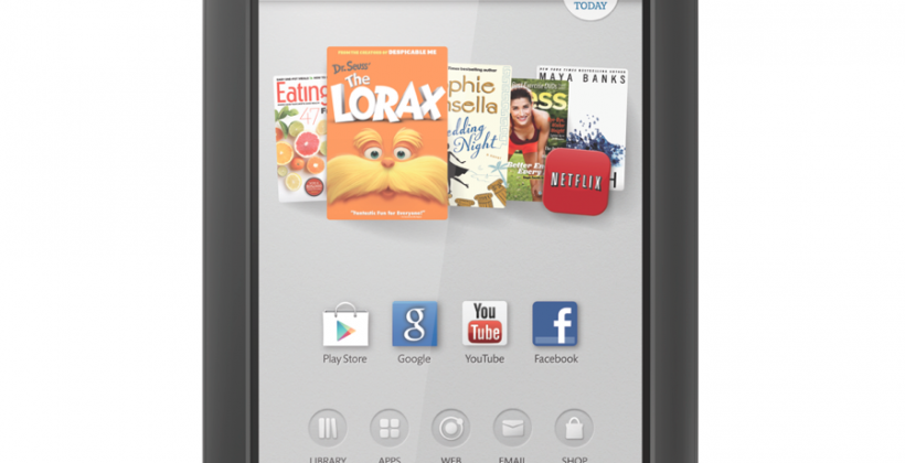 NOOK HD gains access to Google Play, apps required