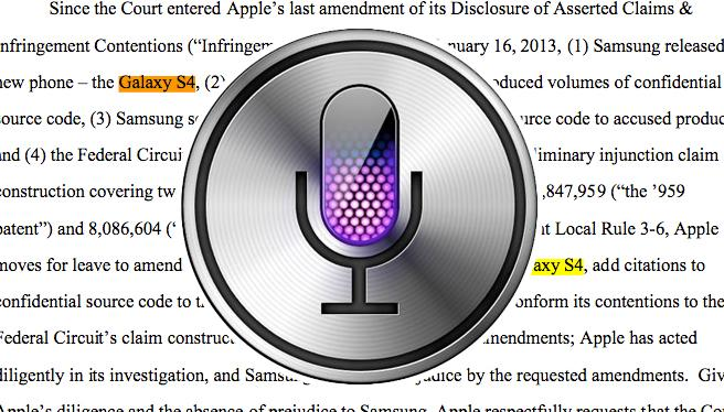 Apple claims Google Now infringes on Siri patents in GALAXY S 4