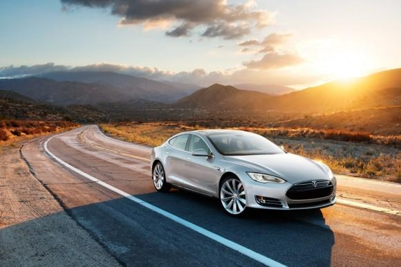 Tesla aims for low-cost electric cars as CEO discusses climate change