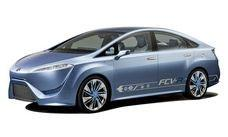 Toyota 2015 fuel-cell car gets ambitious price as eco-tech matures