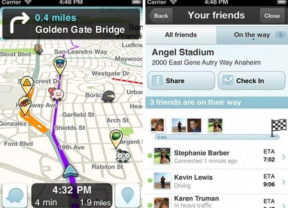 Google reportedly considering bid against Facebook to buy Waze