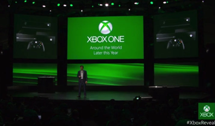 "Xbox One release date ""later this year"""