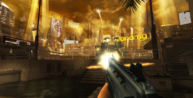 Deus Ex: The Fall preview reveals wowing iOS graphics