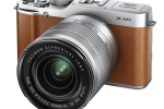 FujiFilm X-M1 interchangeable-lens camera unveiled with APS-C X-Trans sensor