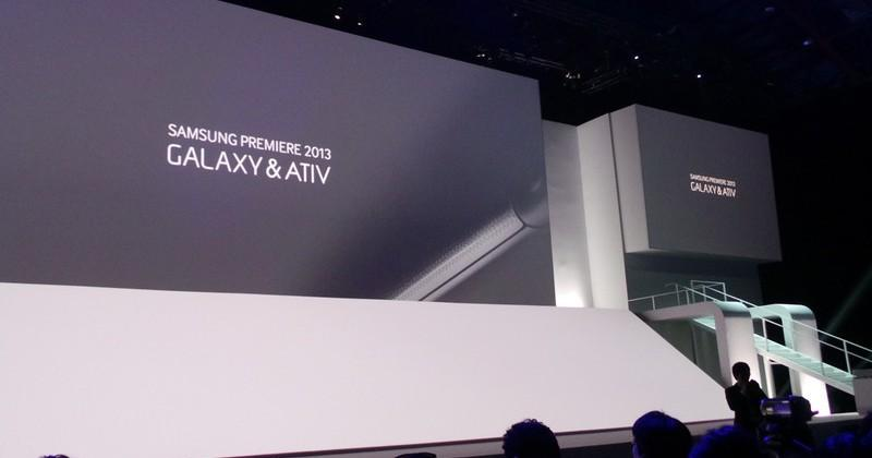 Samsung Premiere event hardware wrap-up: Galaxy and ATIV abound