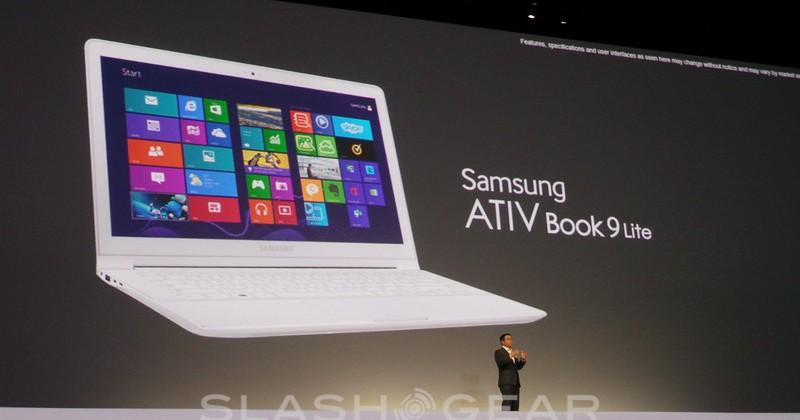 Samsung ATIV Book 9 Plus and Lite official: AMD or Haswell inside