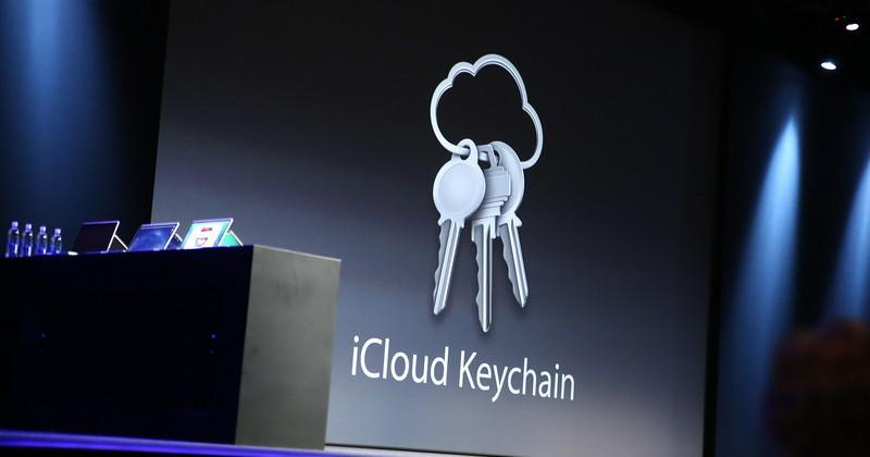 iCloud Keychain unifies sign-in security