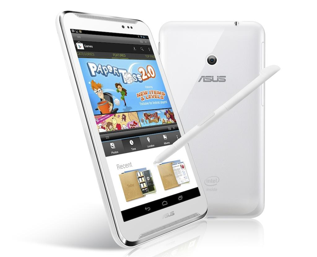 ASUS FonePad Note brings 6″ Atom-powered attack to Galaxy Note