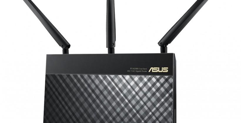 ASUS RT-AC68U 802.ac router promises up to 1,900Mbit/s (but it won't be cheap)