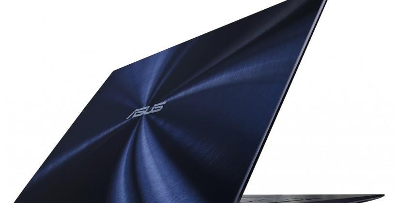 ASUS Zenbook Infinity wraps super-skinny ultrabook in Gorilla Glass 3