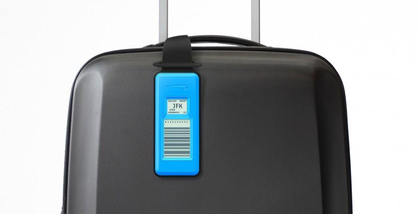"E-ink airline ""Bag Tag"" to be tested on British Airways"