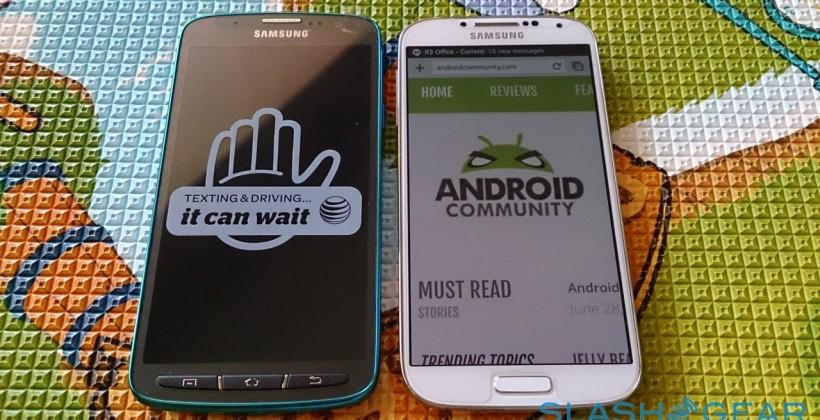 Samsung Galaxy S 4 Active Review